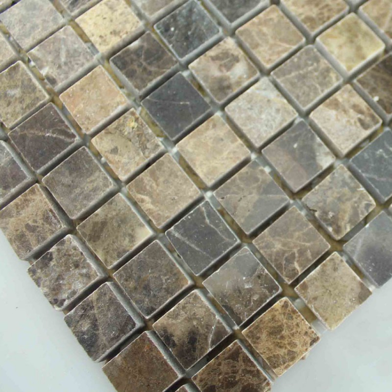 Stone Tiles Mosaic Tile Sheet Kitchen Backsplash Wall Sticker