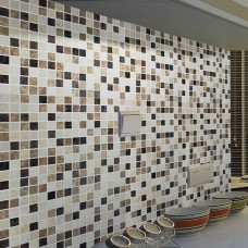 Stone Mosaic sheets Kitchen Backsplash Wall sticke Stone for fireplace border Tile Marble Backsplash Tiles SGS58H-2525