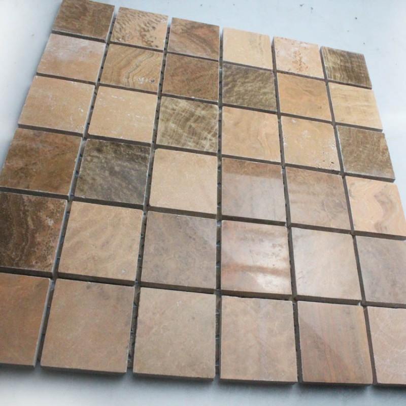 Kitchen Backsplash Border stone tiles mosaic tile sheet kitchen backsplash wall sticker
