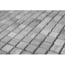 Stone Mosaic Tile Gray Kitchen Backsplash Wall sticker Mosaic Bathroom Flooring Marble Backsplash Tiles SGS94-15B