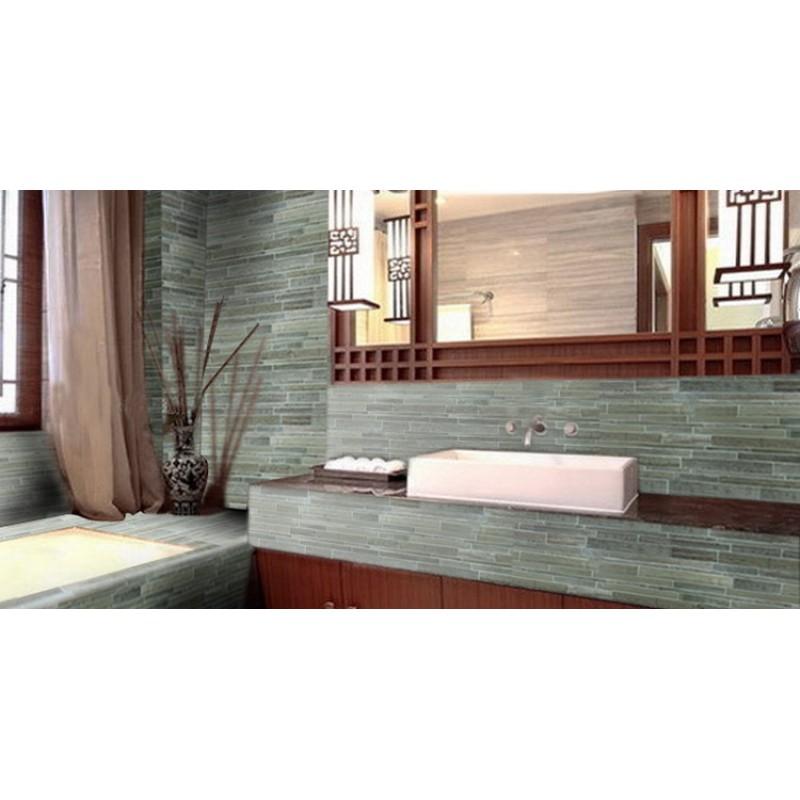 stone mosaic tile sheets kitchen backsplash wall sticker mosaic stone for fireplace border tile marble backsplash tiles