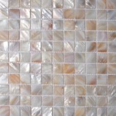 Mother of Pearl Tile Backsplash Kitchen design Seashell Mosaic Tiling Bathroom Mirrored Wall stickers Shell Tiles SN00251