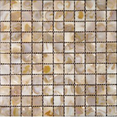 "Mother of pearl tiles for kitchen and bathroom natural shell materials 1"" square mosaic backsplash iridescent seashell mosaic walls ST005"