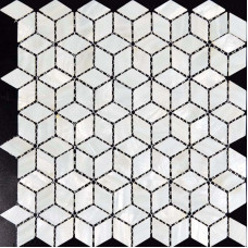 Mother of Pearl Tile Kitchen Backsplash Diamond Shell Mosaic Wall Tiles