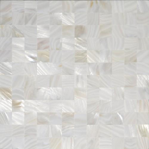 Natural Shell Tiles Wall Mirror Stickers Mother of Pearl Tile Backsplash Kitchen Design Seashell Mosaic Bathroom Floor ST062