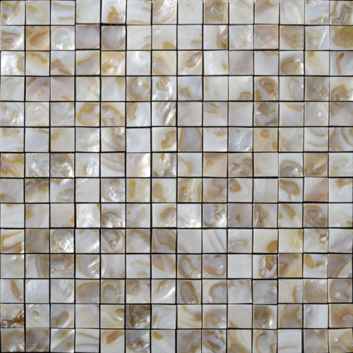 Natural Shell Tiles Sheet Iridescence Mother of Pearl Tile Backsplash Kitchen Design Seashell Mosaic Tile ST063 Bathroom Floor