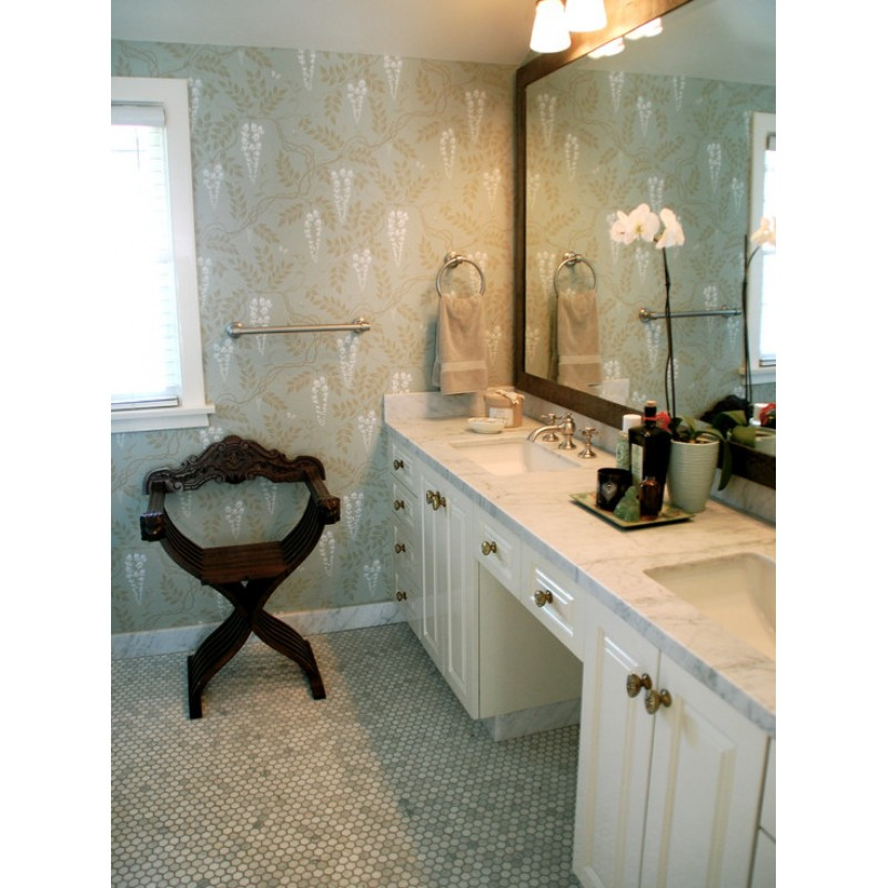 natural seashell mosaic iridescence mother of pearl tile backsplash kitchen design hexagon shell tiles bathroom st064