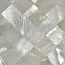 Mother of Pearl Tile Backsplash fresh water Shell Mosaic Subway Tiles Wall Kitchen Design Natural Seashell Tiling Floor sticker SW00152