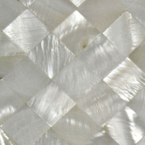 Mother of Pearl Tile Backsplash fresh water Shell Mosaic Subway Tiles Wall Kitchen Design Natural Seashell Tiling Floor sticker SW00152