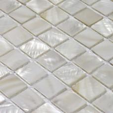 "Mother of pearl tile 4/5"" natural shell tiles kitchen backsplash tile SW00201 seashell mosaic art bathroom tiles wall sticker"