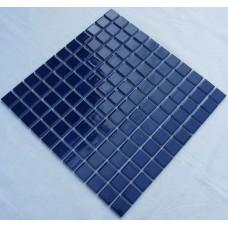 porcelain ceramic mosaic tile blue porcelain wall tiles cover 1 sq ft for each sheet TC-014 kitchen backsplash bathroom tiles