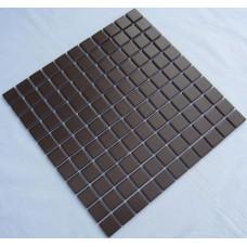 porcelain ceramic mosaic tile brown porcelain wall tiles cover 1 sq ft for each sheet TC-015 kitchen backsplash bathroom tiles