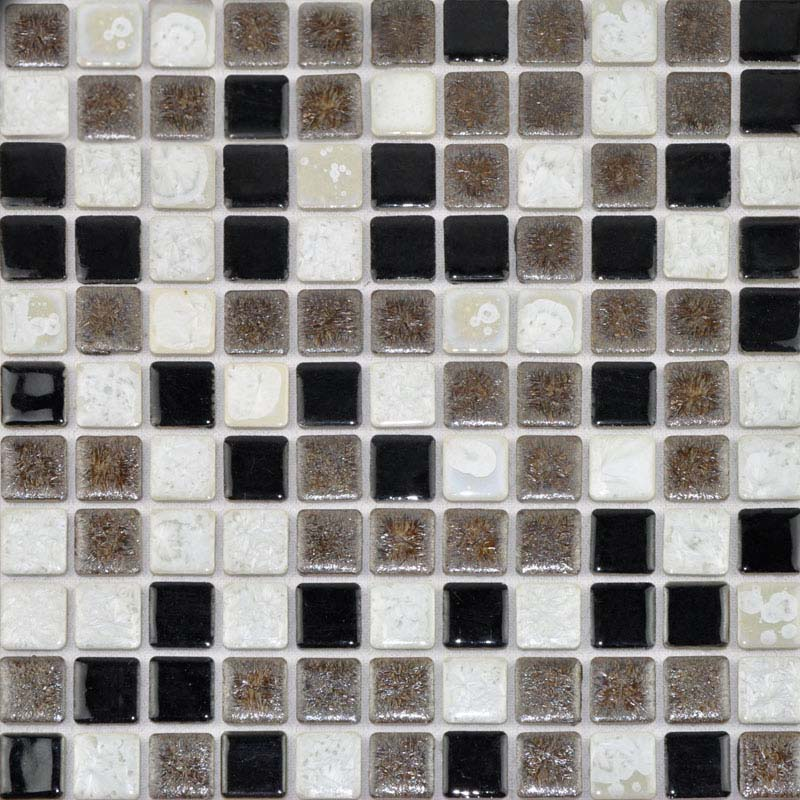Porcelain Tile Backsplash Glazed Ceramic Tile Stickers Kitchen Porcelain Mosaic Flooring Designs