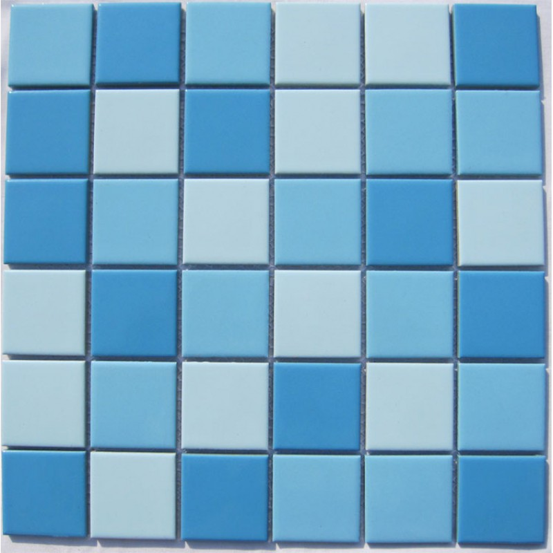 Penny tiles in swimming pool joy studio design gallery for Swimming pool ceramic tile