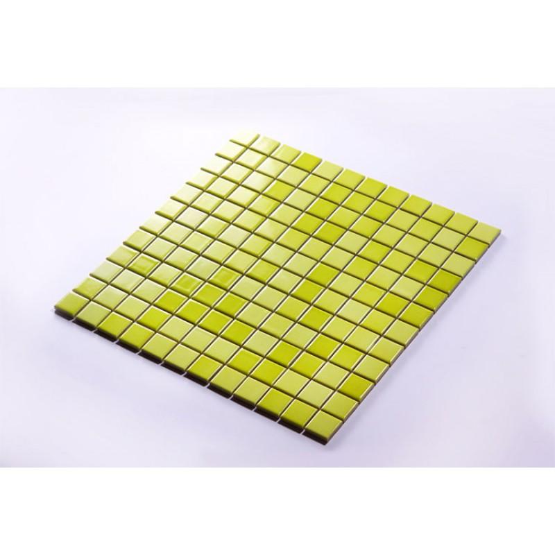 Glazed Porcelain Mosaic Tile Sheets Kitchen Backsplash Tiles Floor Mirror Tc002 Ceramic Brick Stickers Bathroom