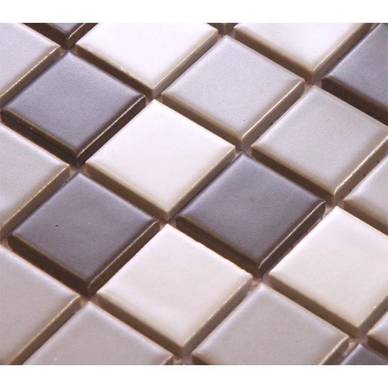 Ceramic Mosaic Tiles Fireplace Kitchen Backsplash Italian Porcelain Tile Shower Floor Bathtub Interior Design Decor Swimming