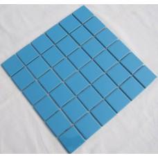ceramic porcelain mosaic tile brick blue sky bathroom tile flooring glazed kitchen backsplash cheap TC48-002 swimming pool tile shower wall tiles