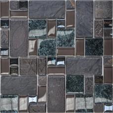Porcelain Pool Tile Mosaic VG001 Surface Glass Backsplash Kitchen Design Bathroom Indoor Wall Stickers Floor Tiles Pattern Brick