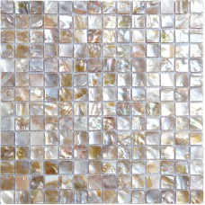 Mother of Pearl Tile Backsplash fresh water Pearl Mosaic Tiling Kitchen Design discount Tiles Bathroom WB-002 Wall stickers