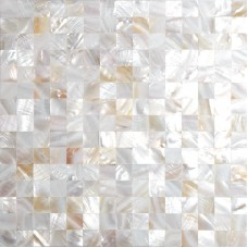 Mother of Pearl Wall Tile Backsplash Kitchen Design Natural Shell Tiles Mosaic Art Seashell WB-023 Decor Mirror Sticker