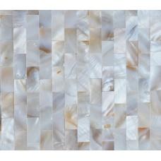 Natural mother of pearl shell tile seamless shell mosaic subway tile sheets bathroom shower wall tiles kitchen backsplash MPP089