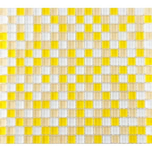 yellow glass tile backsplash ideas for kitchen walls fish scale tile backsplash design ideas
