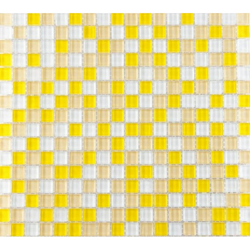 White Kitchen Yellow Backsplash yellow glass tile backsplash ideas for kitchen walls glossy