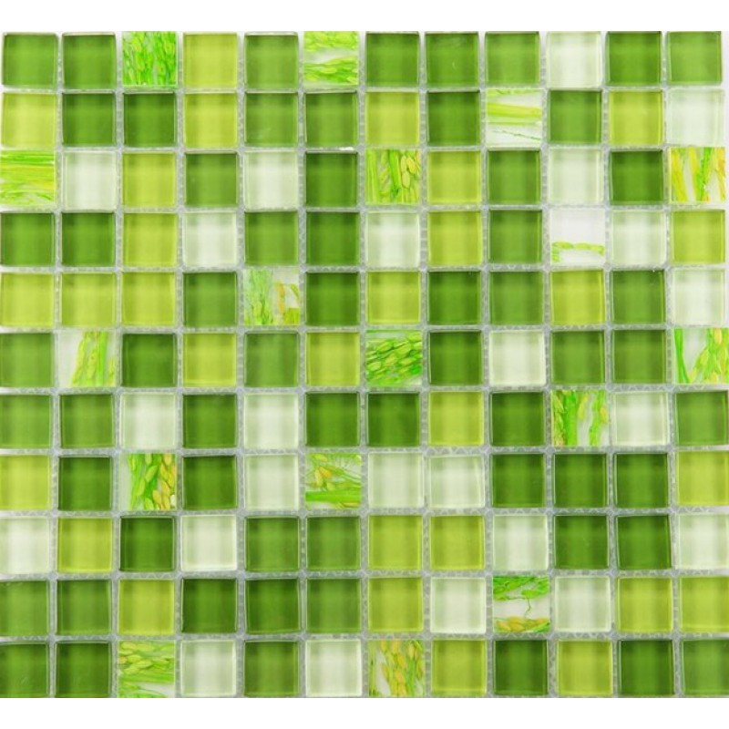 Glass Mosaic Tile Backsplash Glass Wall Tiles Yf Mtlp22