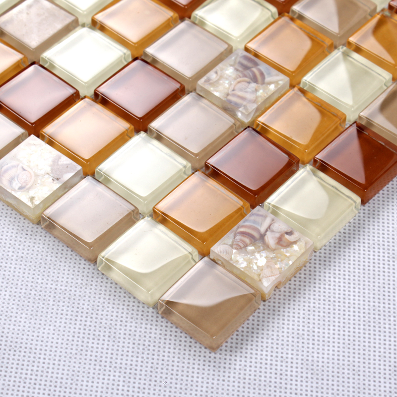 Crystal Glass Tiles Z28 Sheet Colors Mosaic Wall Mesh Tile