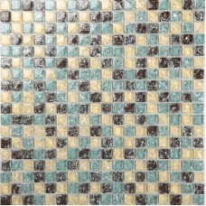 Crackle glass tile backsplash ideas bathroom and kitchen shower wall tiles design cheap crystal glass mosaic floor and wall tiles CGT311