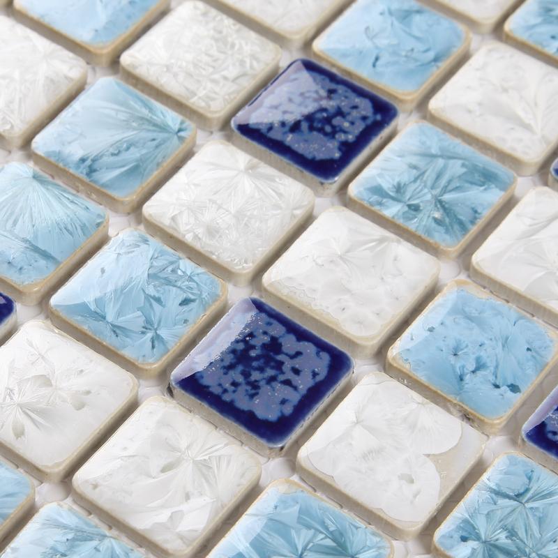 free shipping glazed porcelain tiles ceramic mosaics