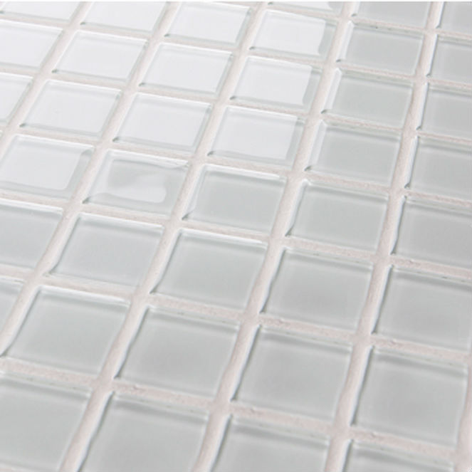 Crystal Glass Mosaic Sheet Tile Wall Kitchen Backsplash