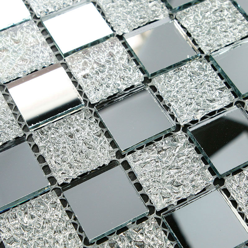 Crystal Glass Tiles Sheet Diamond Mosaic Art Wall Sticker Kitchen  Backsplash Tile 4002 Design Bathroom Shower Floor ... Part 66