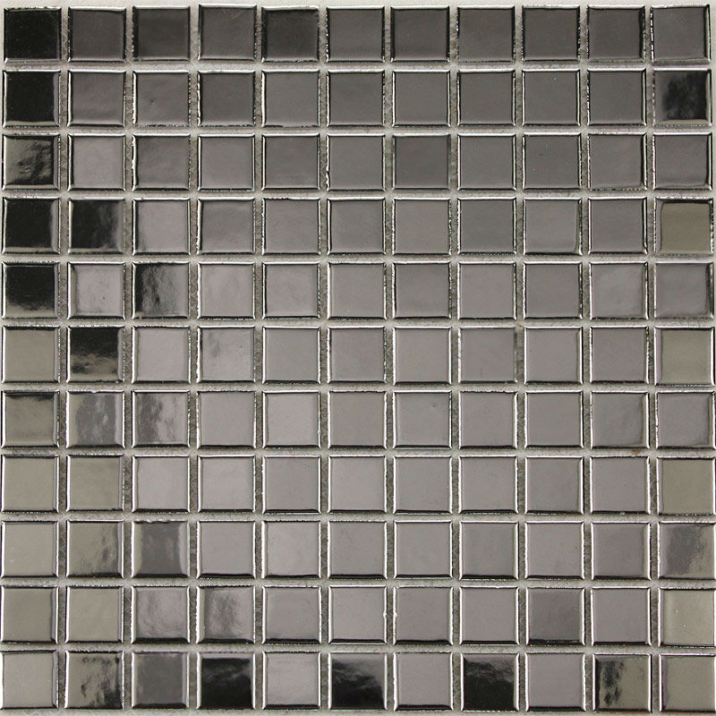 Porcelain Tiles Floor Tile Sheets Plating Slip Mosaic Bathroom