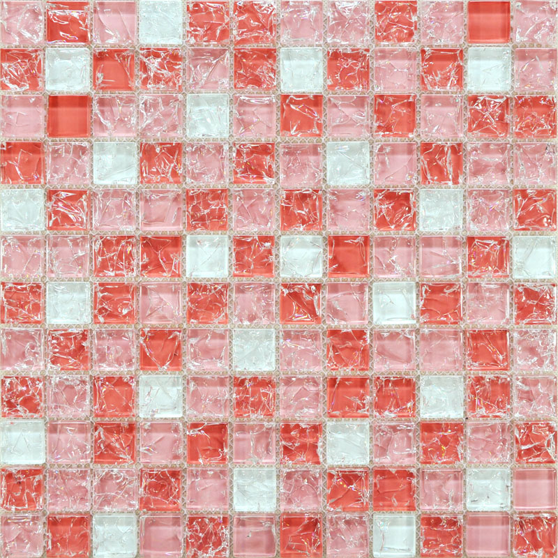 Pink Bathroom Tiles Texture