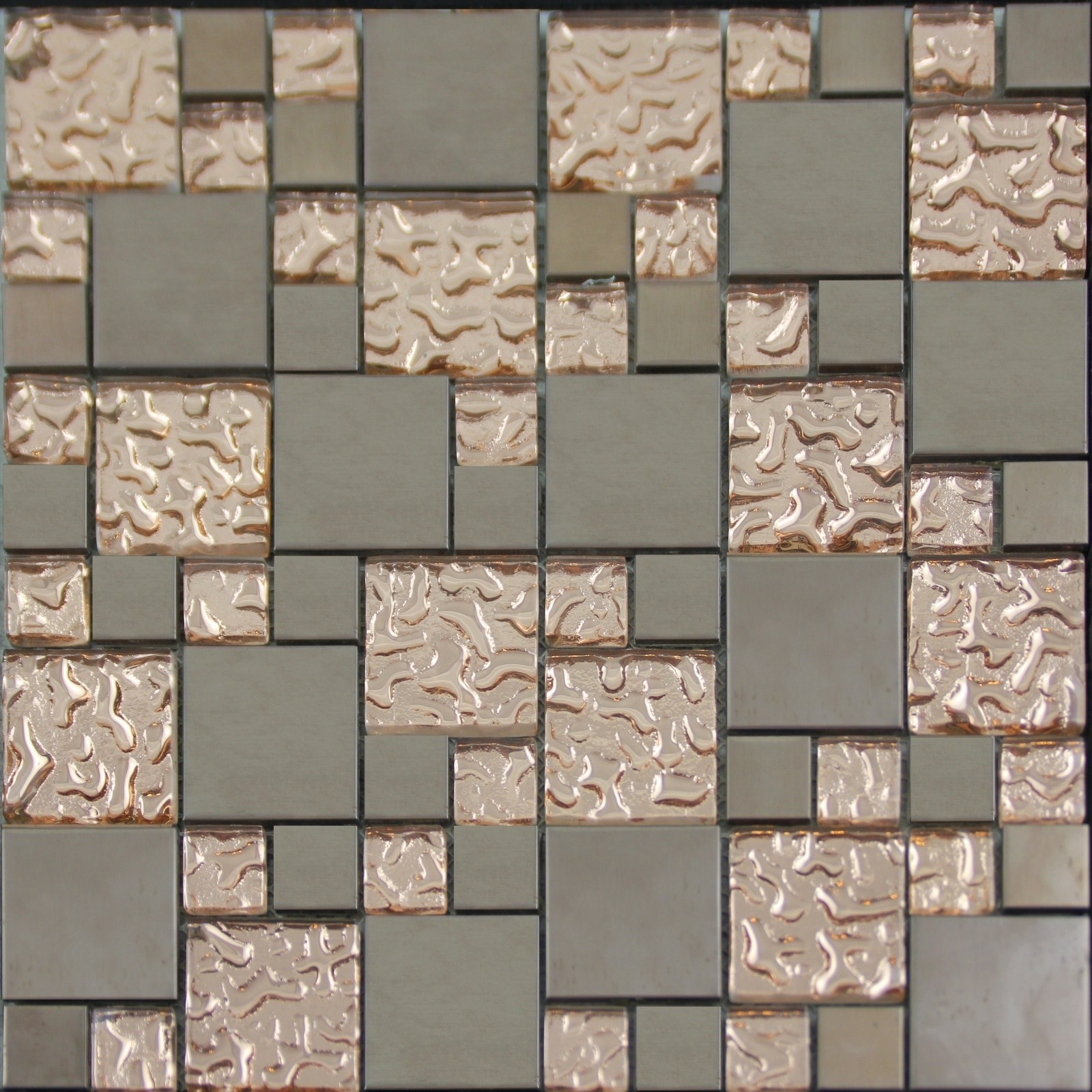 Porcelain mosaic tile decorative plated porcelain wall for Decorative bathroom wall tile designs