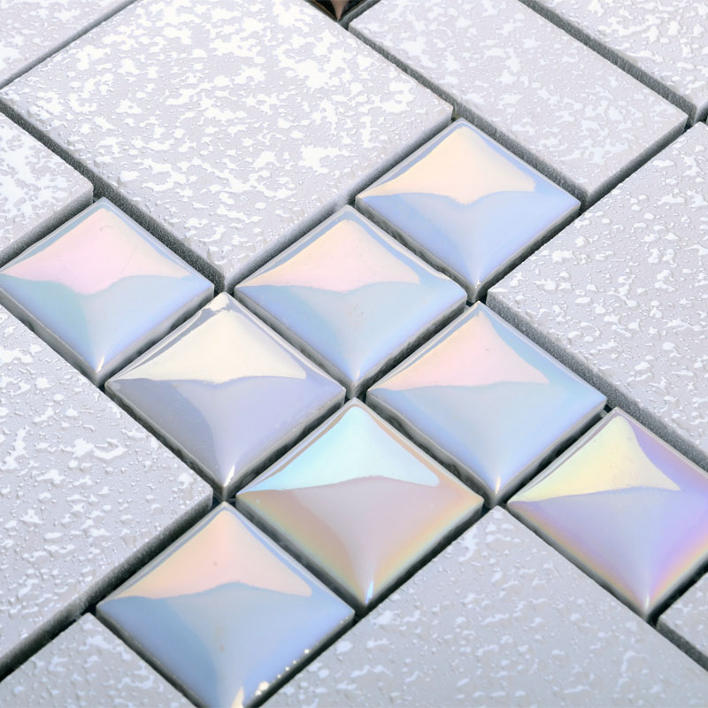 Glazed Porcelain Tile Kitchen Backsplash Tiles Ceramic
