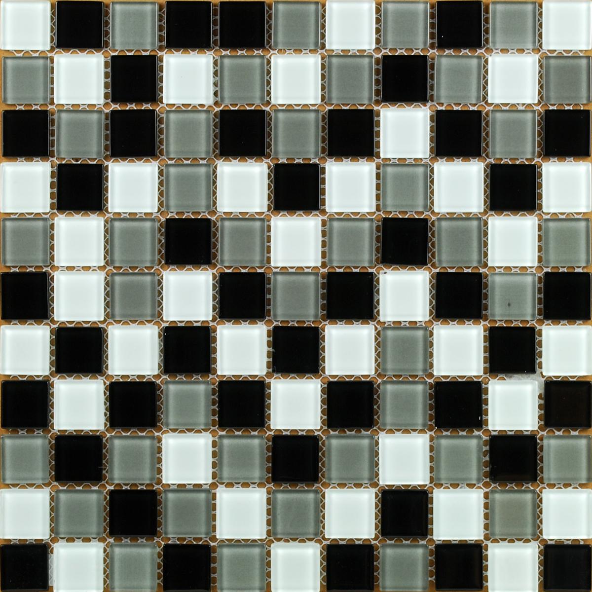 Crystal Glass Mosaic Tile Art Wall Kl026 Kitchen