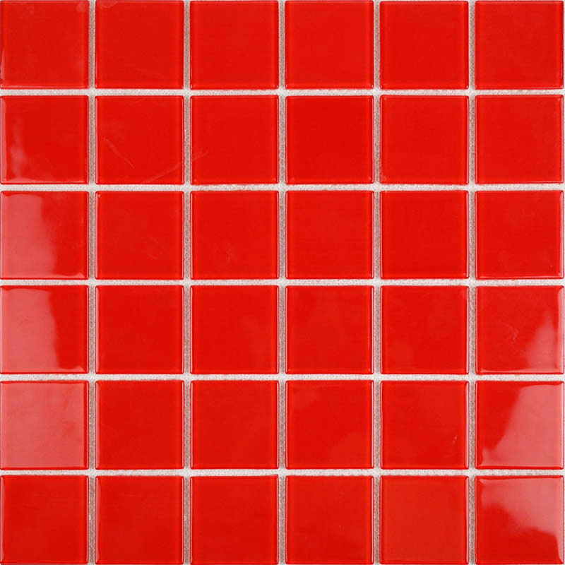 Red Bathroom Tiles Image Of