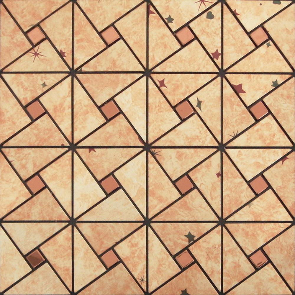 gold aluminum alucobond tile kitchen backsplash acp metal mosaic gold aluminum alucobond tile kitchen backsplash acp metal mosaic wall tiles mh asj 006 triangle metallic mosaics bathroom tiles