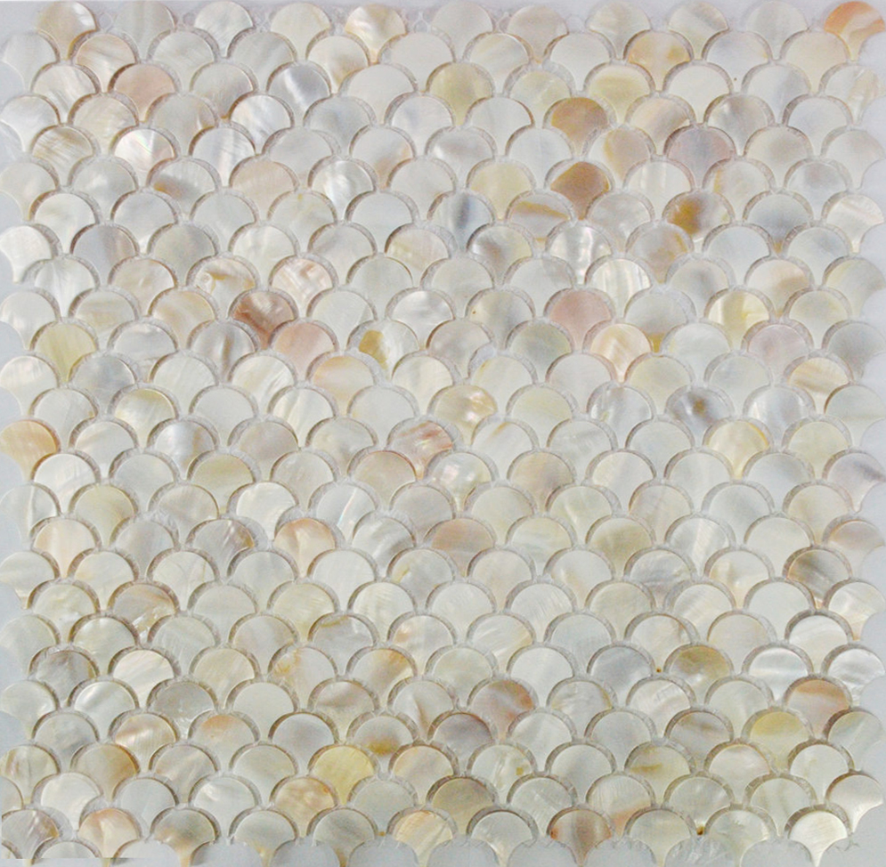 Abalone Shell Tile Backsplash Mother Of Pearl Mosaic