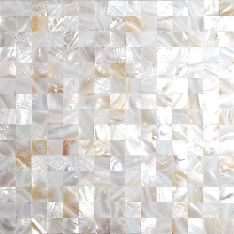 Mother Of Pearl Wall Tile Backsplash Kitchen Design