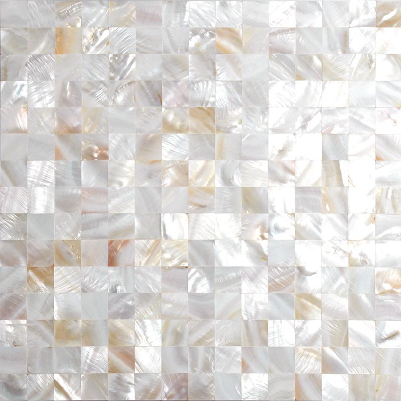 Mother Of Pearl Wall Tile Backsplash Kitchen Design