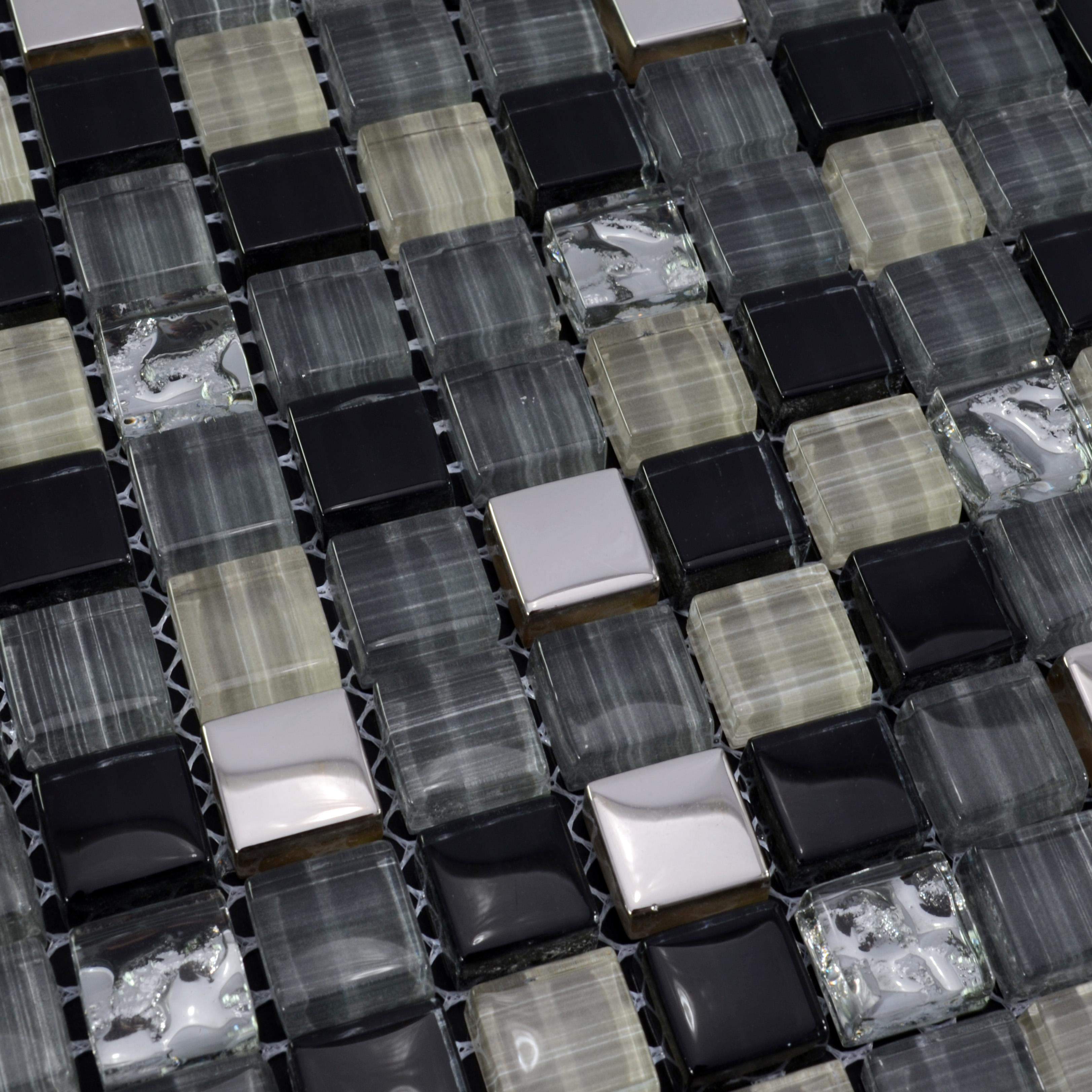 glass tiles for backsplashes bathrooms and pools bravotti com hand painted tiles crystal glass tile sheets square kitchen backsplash wall tile executive metal coating mosaic
